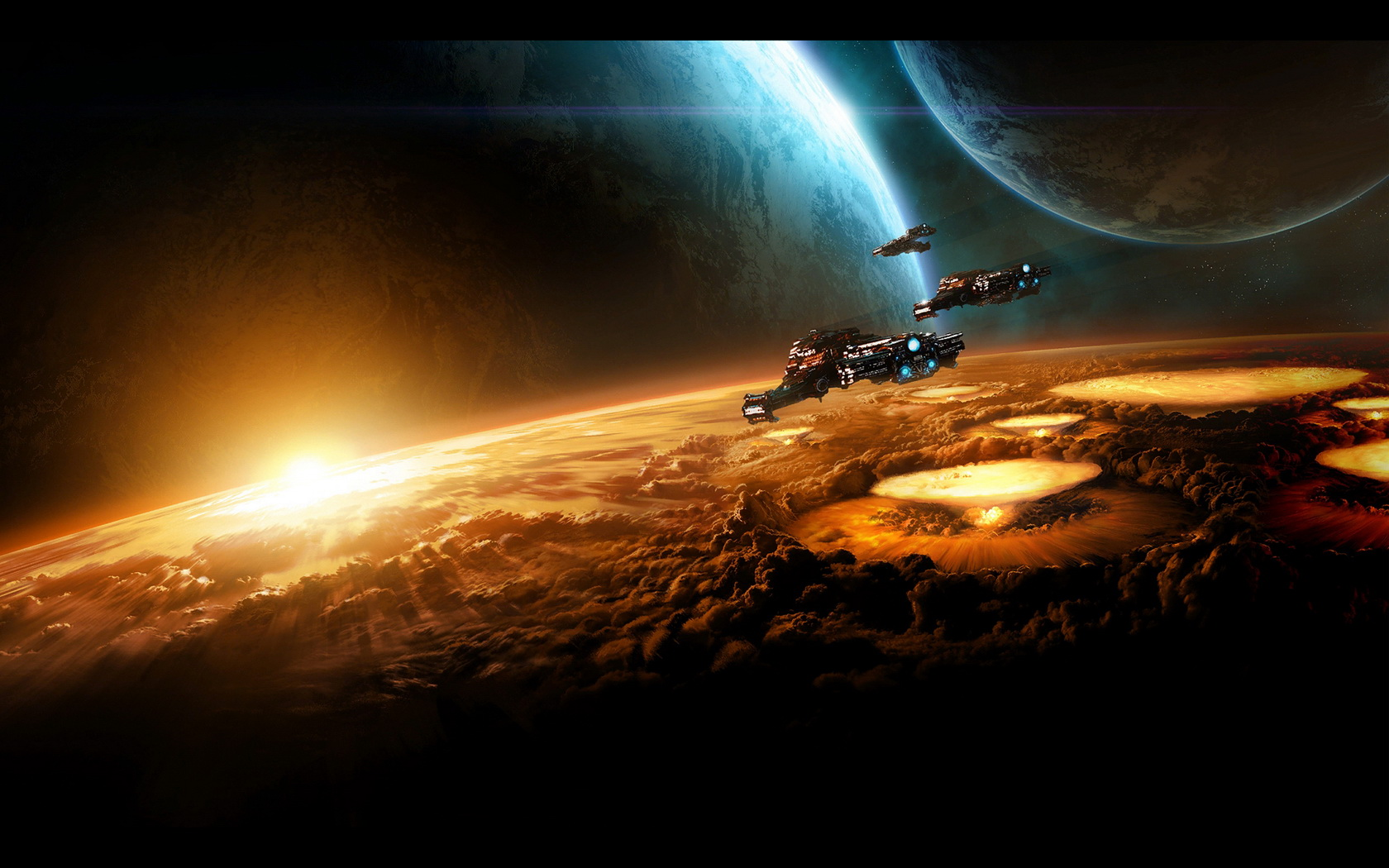 Intergalactic War Art   ID 118408   Art Abyss 1680x1050