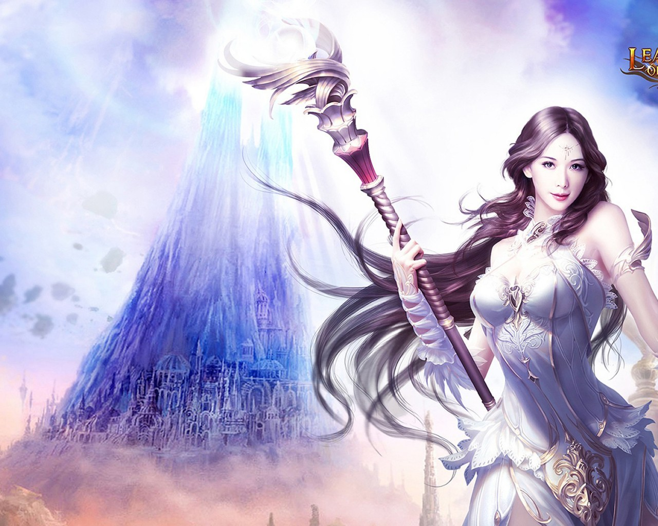 League Of Angels Loa Wallpapers Destop Backgrounds Wide Wallpapers Hd 1280x1024