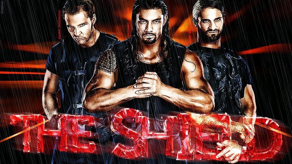 Wwe the shield wallpaper wallpapersafari - Download pictures of the shield wwe ...