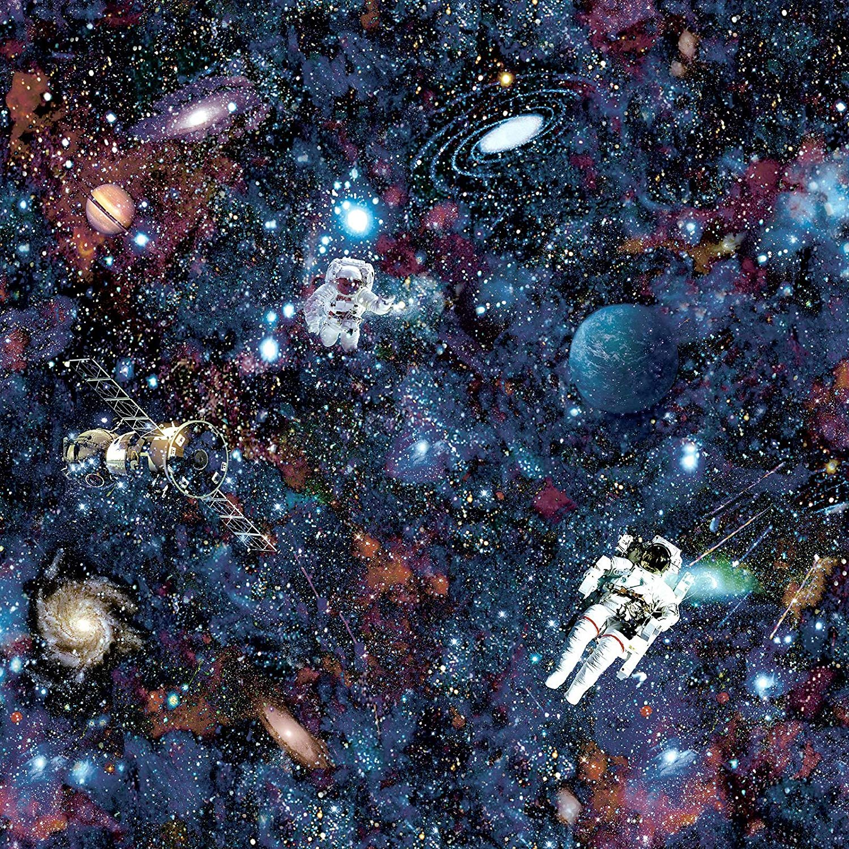 Intergalactic Space Wallpaper Black Holden 12530     Amazoncom 1500x1500