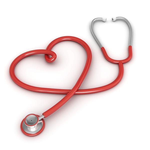 Stethoscope Heart   ClipArt Best 600x600