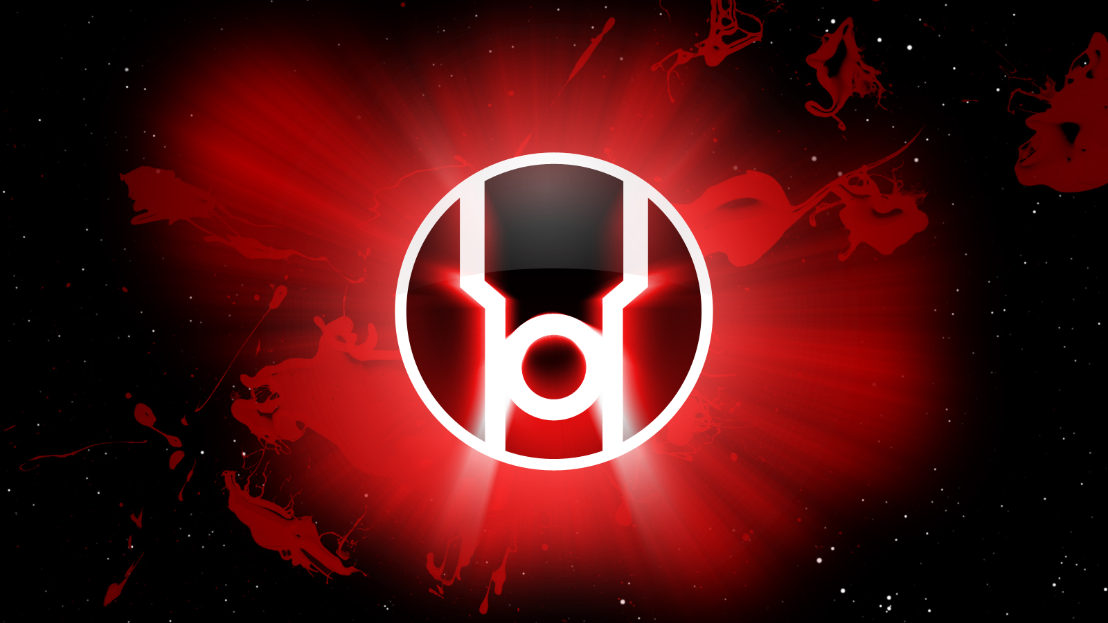 Deck Green Lantern Red Lantern Corps Rage Hearts 1600x900