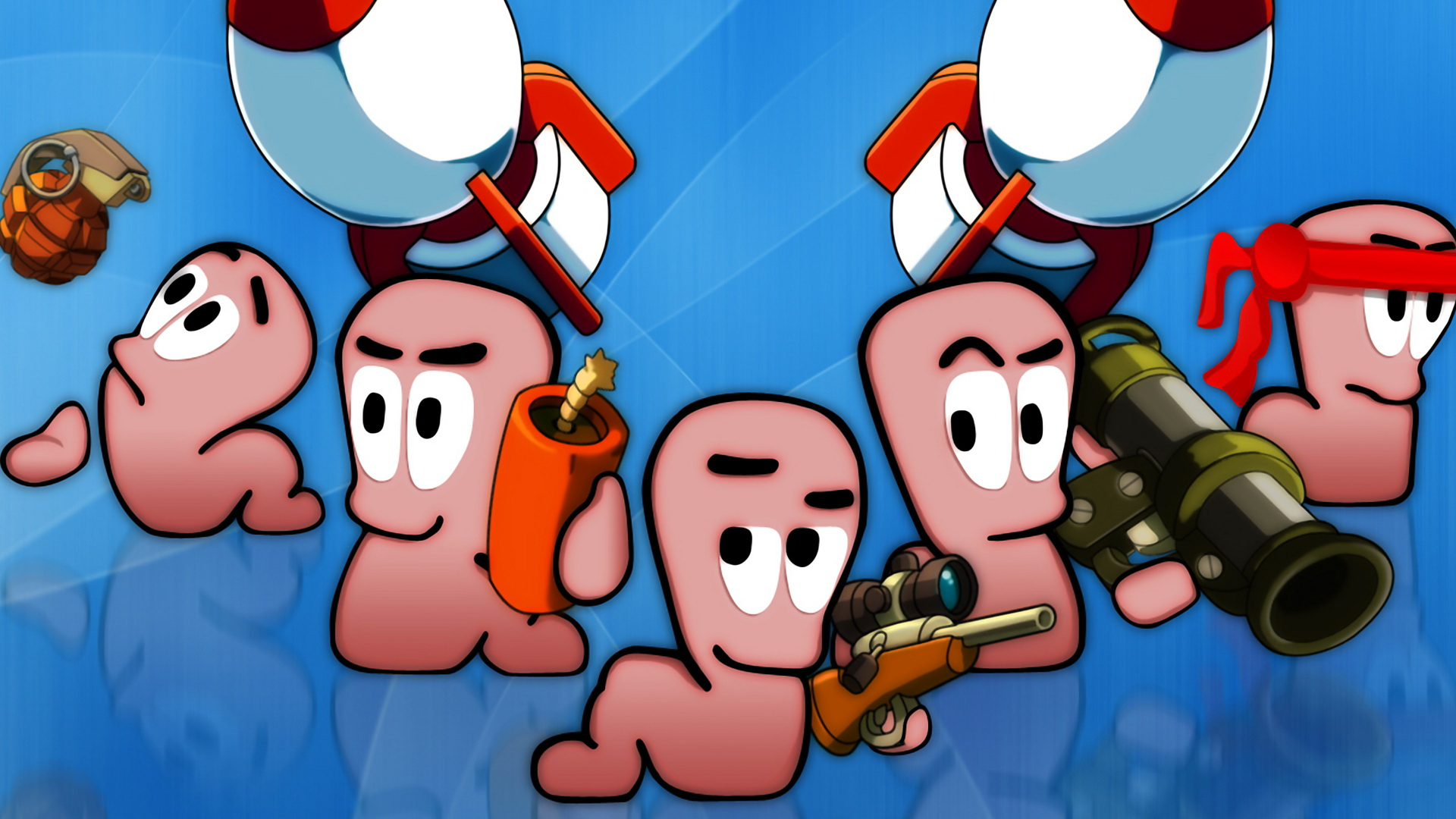 Worms HD Wallpaper Background Image 1920x1080 ID668152 1920x1080