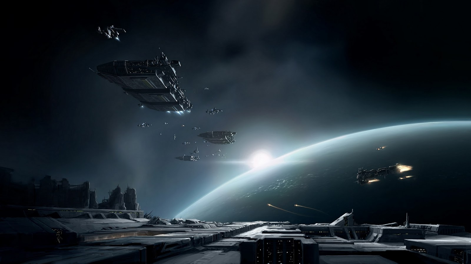 Revolution Wallpaper Space 1080p HD Wallpapers 1600x900