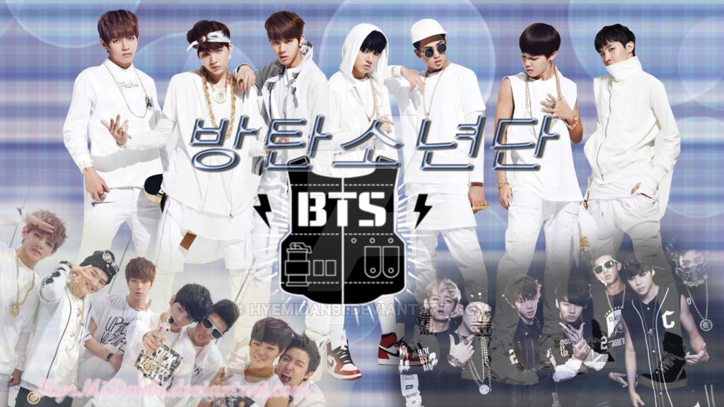 BTS Wallpaper by HyeMiDanbi 1024x576