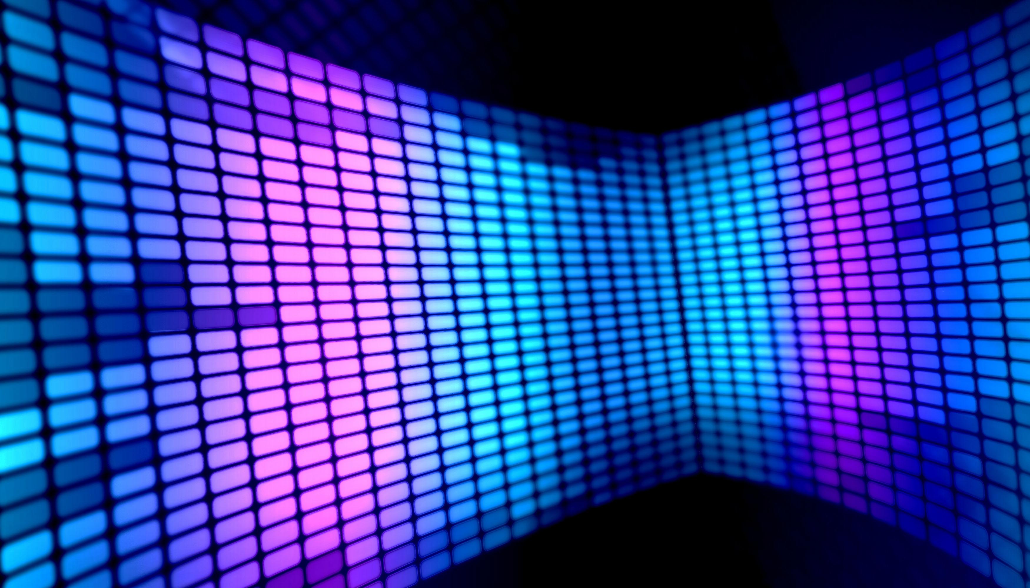 Disco Lights Wallpaper Wallpapersafari