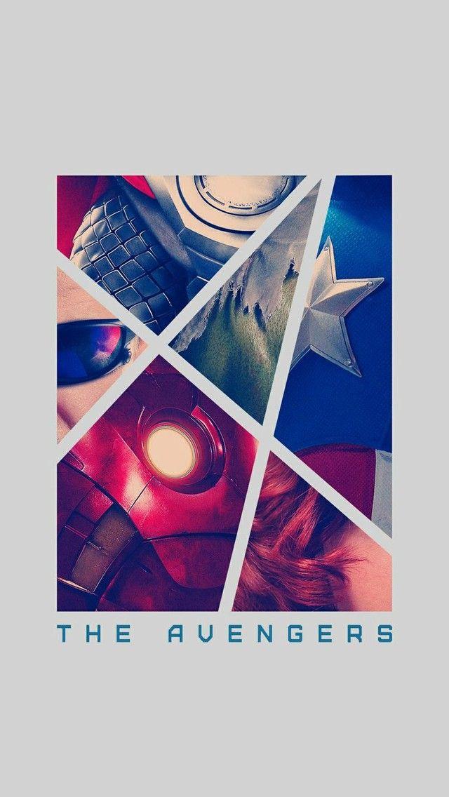 Avengers iPhone 5 Wallpaper iPhone 4 5 Wallpapers Pinterest 640x1136