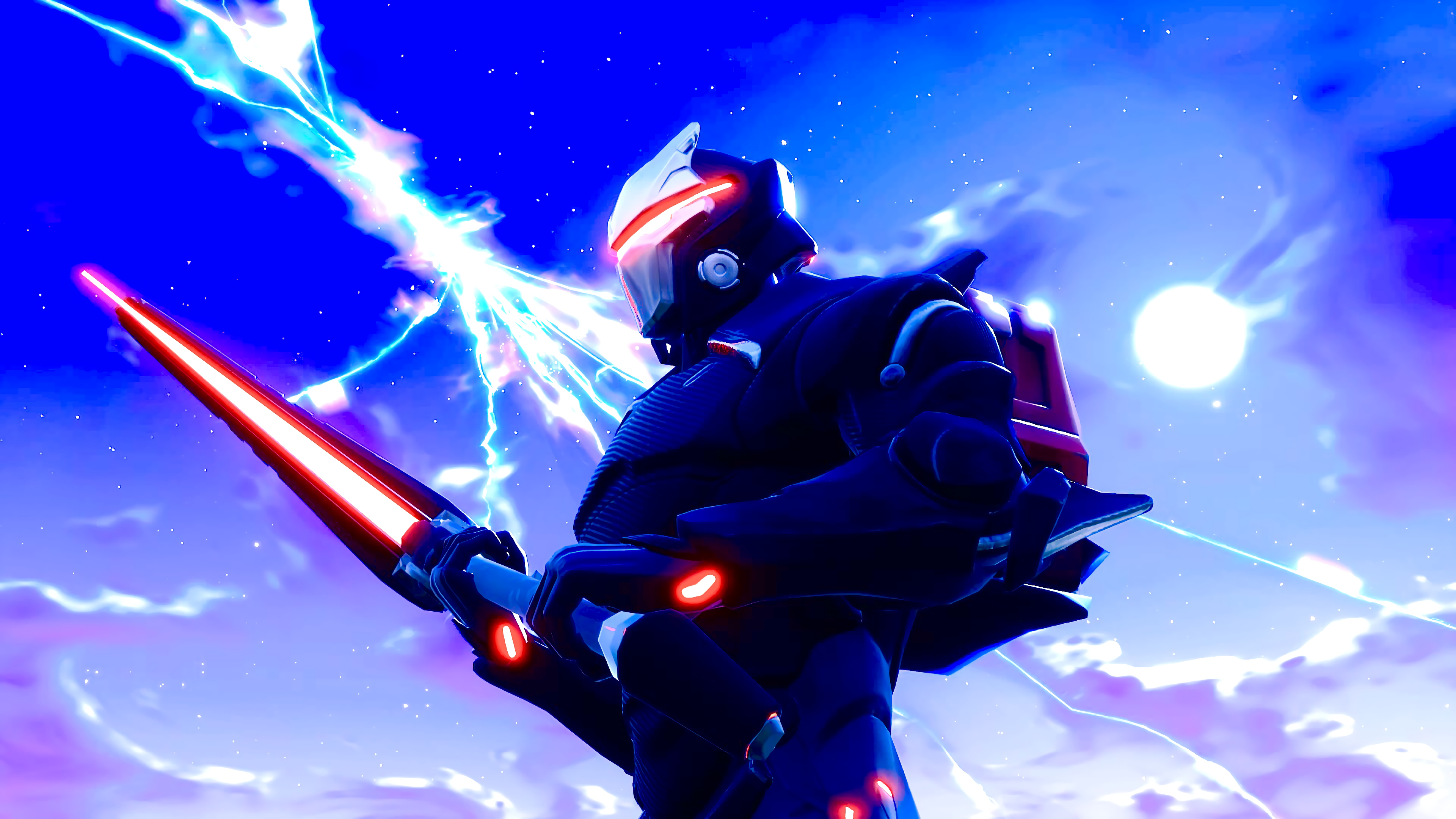 Omega Fortnite 4KHD Wallpapers HD Wallpapers 3840x2160