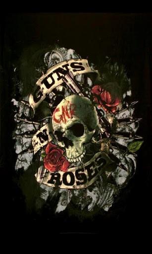 45 Guns N Roses Wallpaper Android On Wallpapersafari