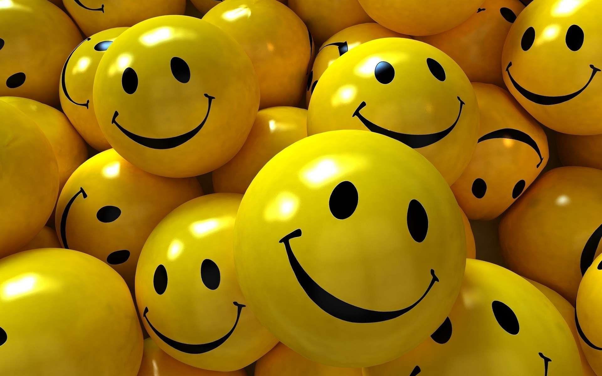 Smiley face Wallpaper 19553 1920x1200