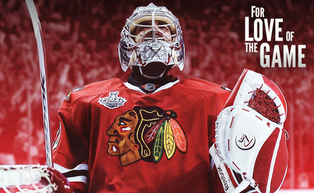 Blackhawks Magazine For Love of the Game   Chicago Blackhawks 644x396