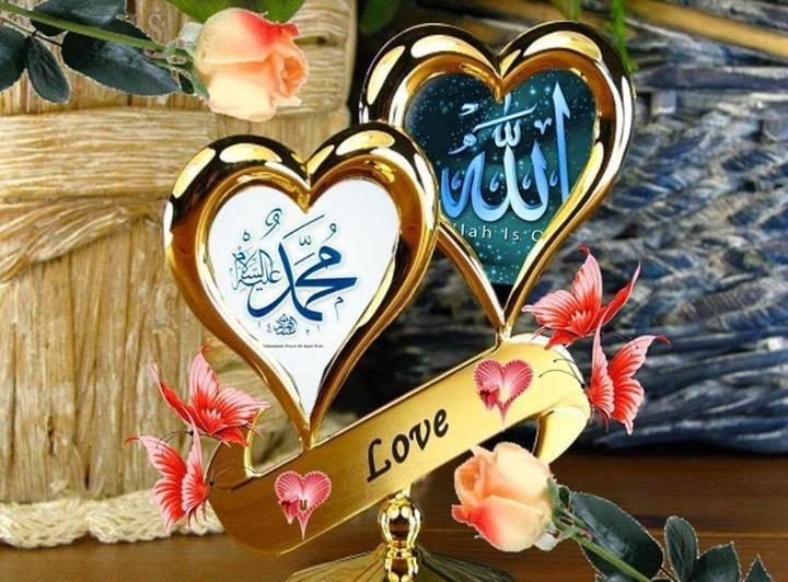Allah Dan Muhammad Wallpaper Allah Muhammad Wallpaper Hd