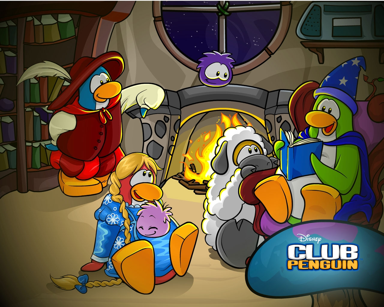 Club Penguin Imagenes Comics Y Wallpaper   Taringa 1280x1024