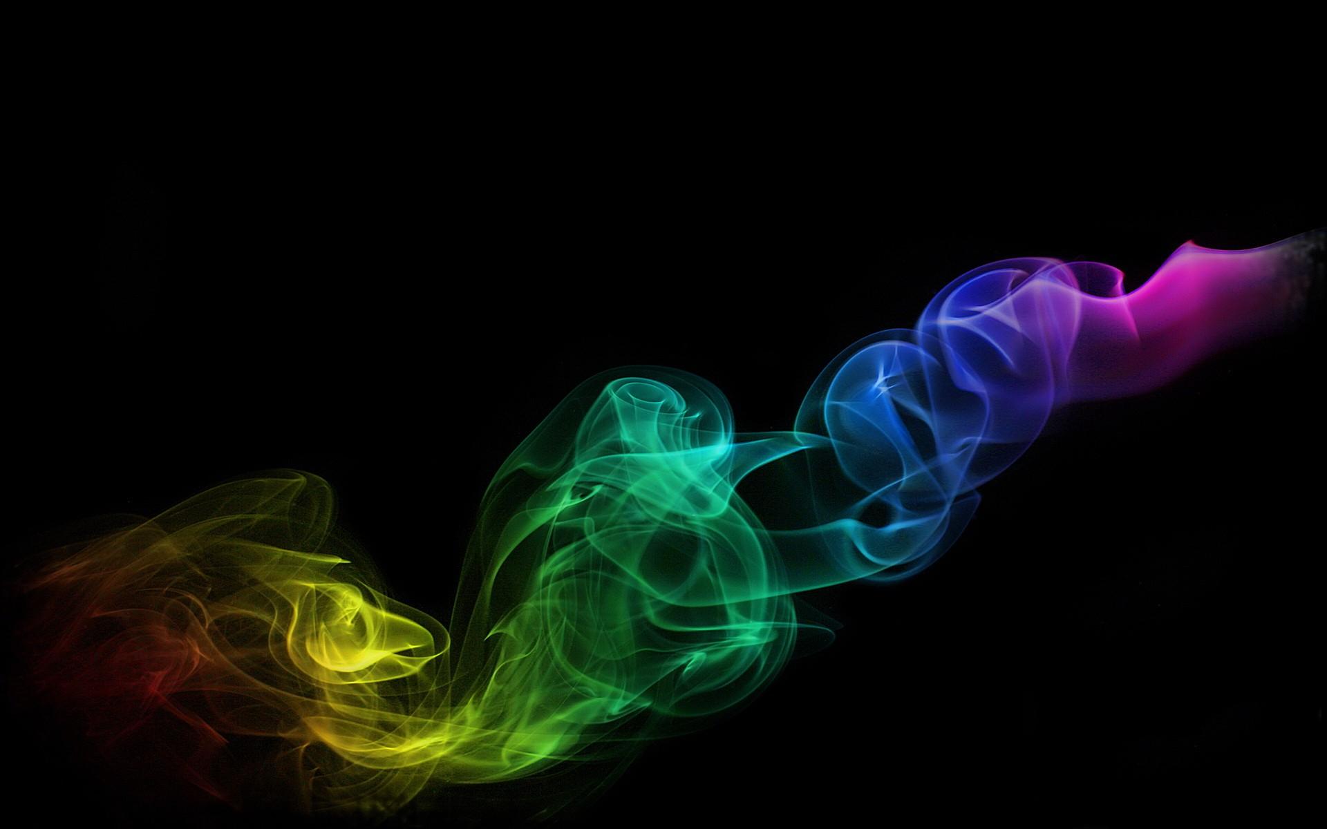 Colorful Smoke Wallpaper 1920x1200 Colorful Smoke 1920x1200