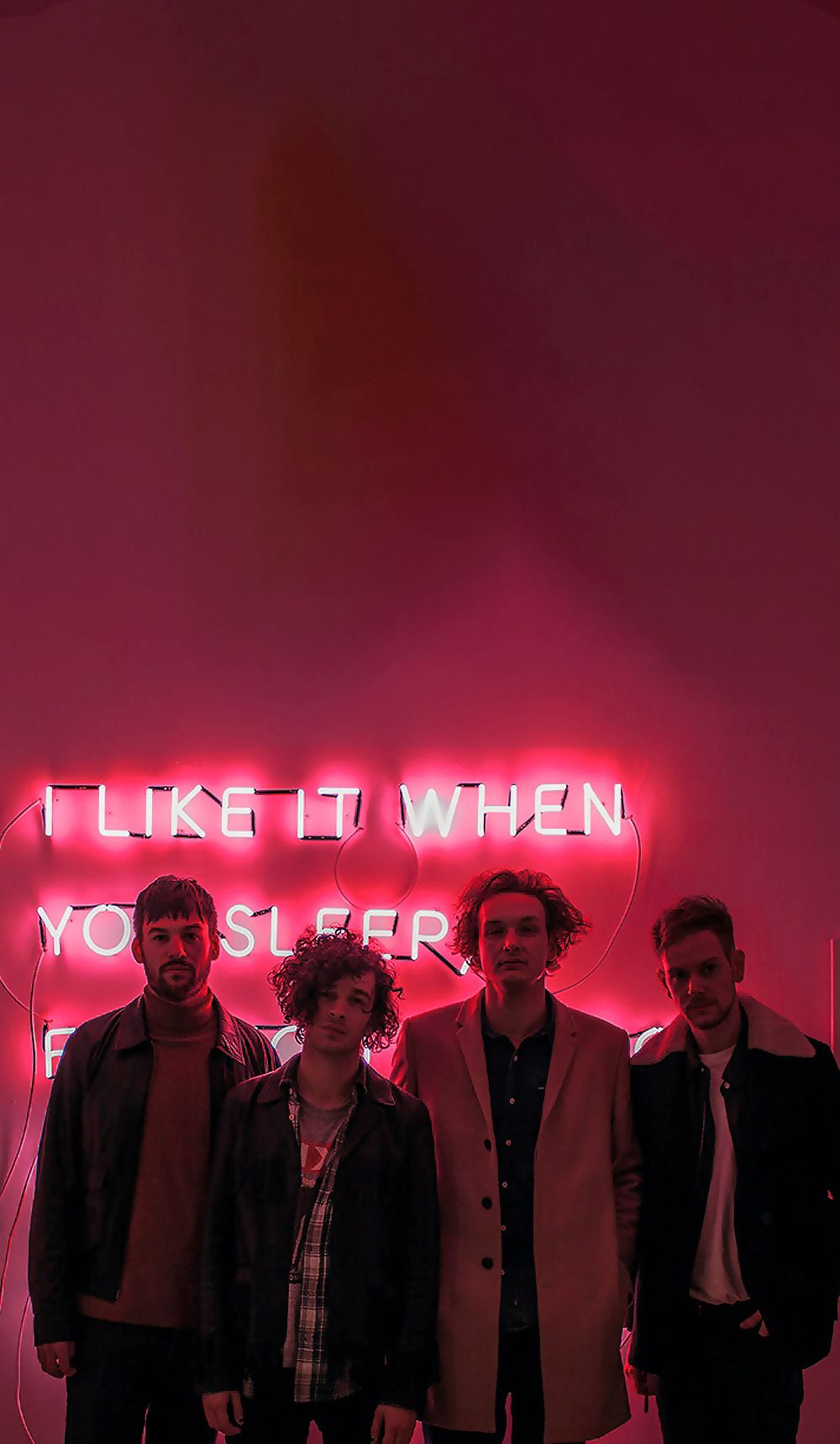 The 1975 Wallpaper The 1975 en 2019 Fondos de pantalla 1000x1718