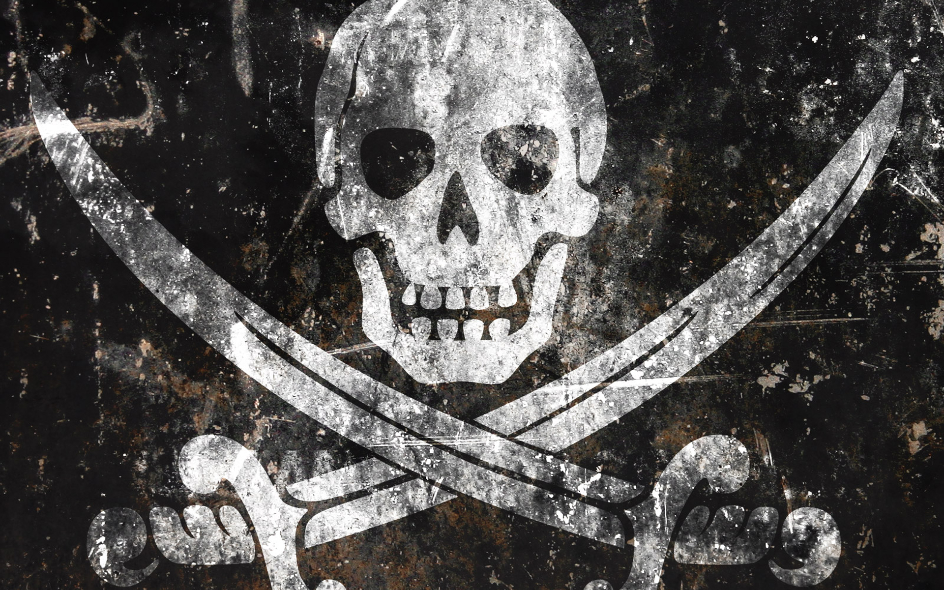 Up Pirate Flag Wallpapers, Battered Up Pirate Flag Myspace Backgrounds ...