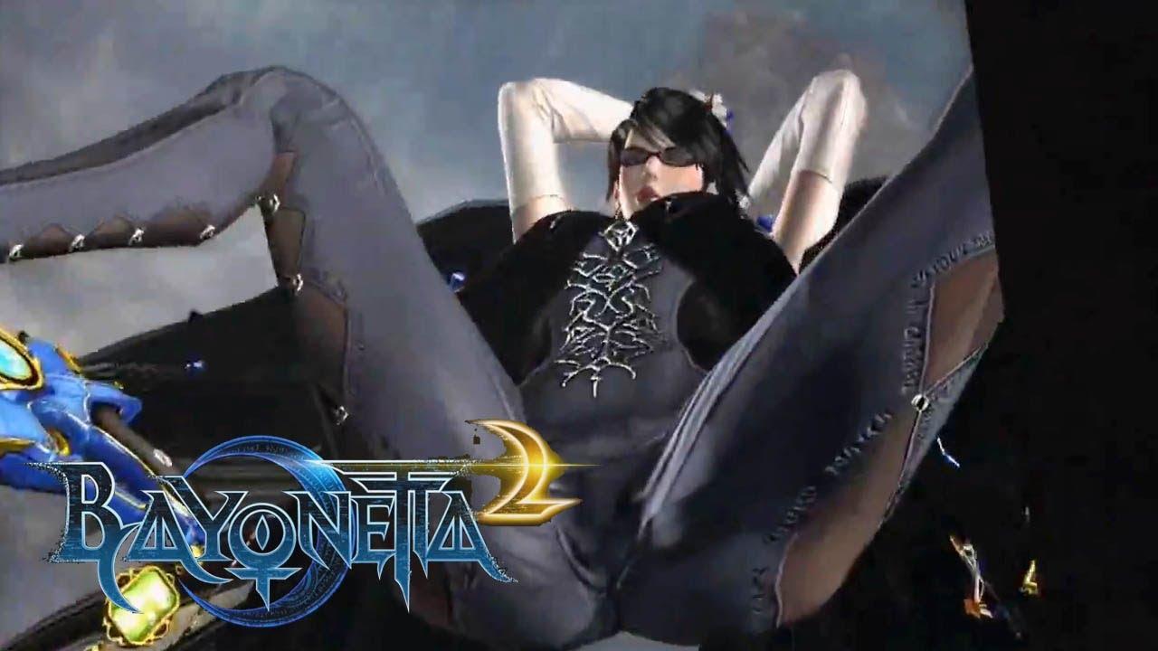 Bayonetta nude porn porncraft movie