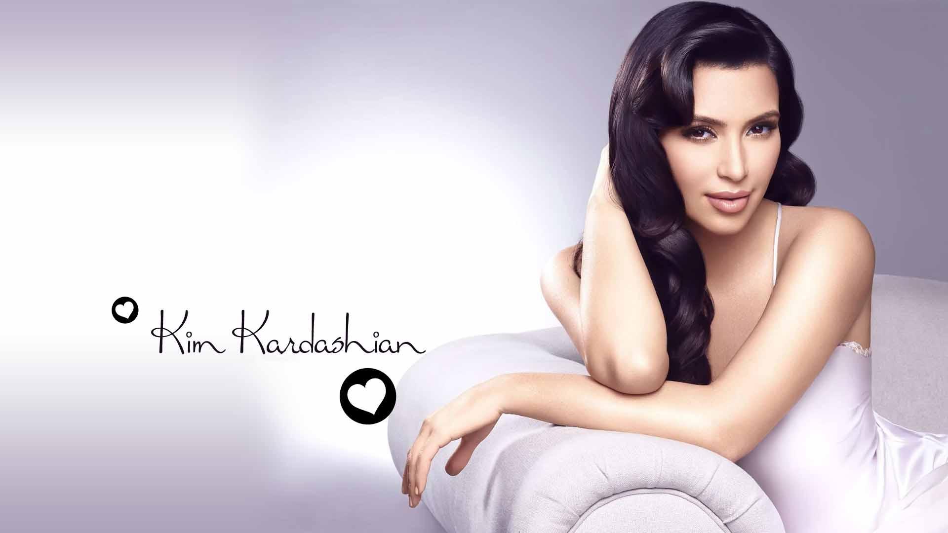 Kim Kardashian Celebrity Wallpaper HD   Celebrities   Amazing Photo 1920x1080