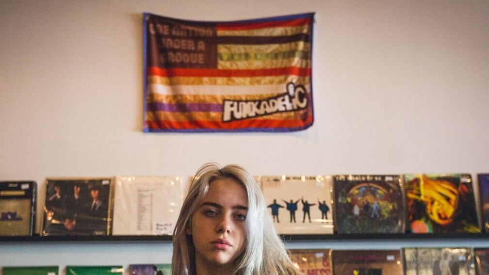 Meet Billie Eilish Pops Next It Girl   Vogue 1008x567