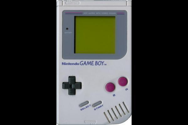 Game Boy Wallpaper 600x400