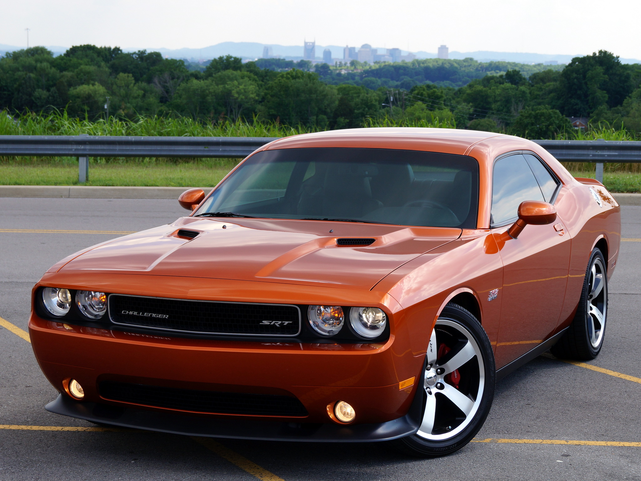 2012 Dodge Challenger SRT8 Wallpaper 2048x1536