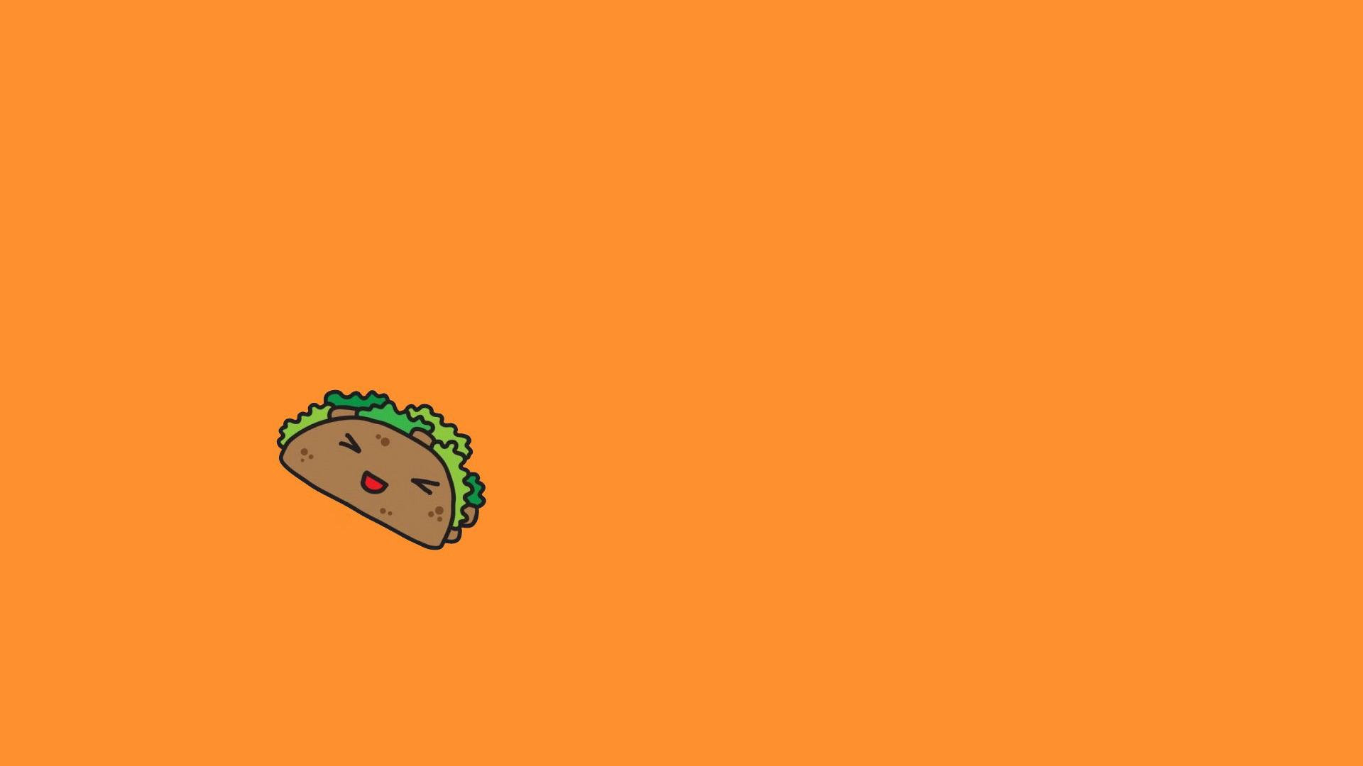 Free download Happy taco Wallpaper 6705