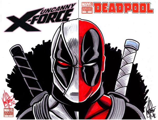 Pausa para Nerdices Blog Archive Deadpool o trunfo da Marvel 600x457