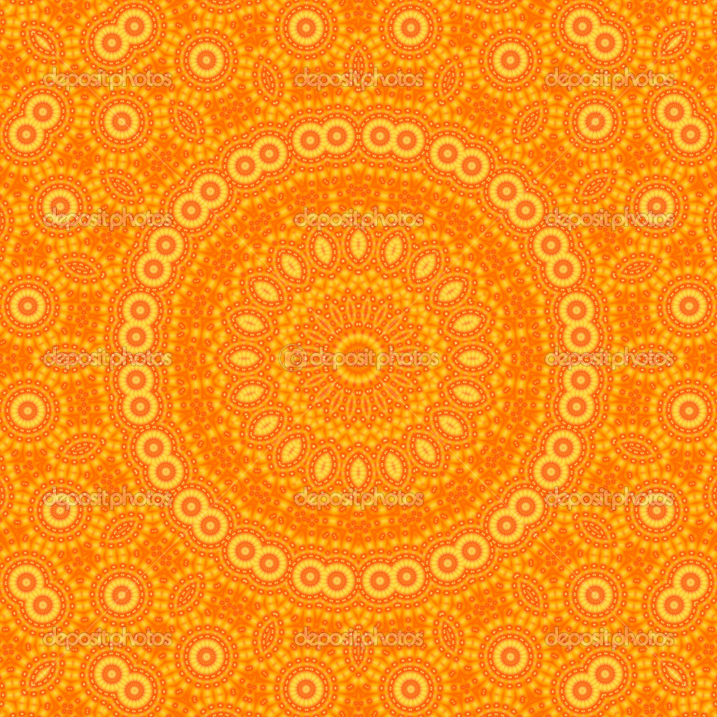 Neon Orange Color Background 1024x1024
