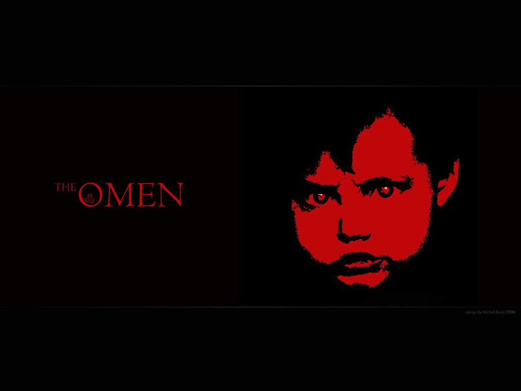 The Omen WallPaper   The Omen Wallpaper 9279625 fanclubs 1032x774