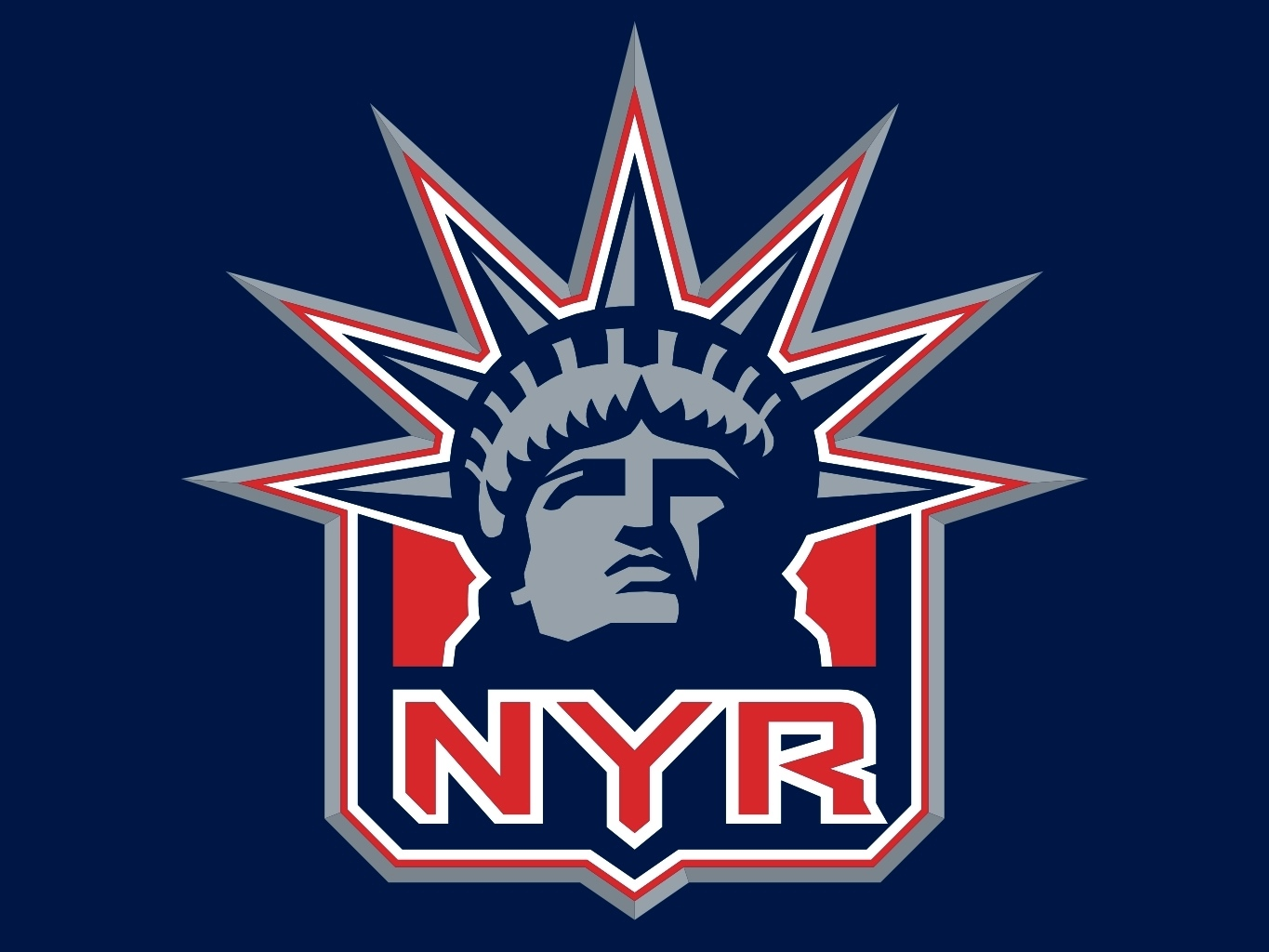 48 Ny Rangers Logo Wallpaper On Wallpapersafari