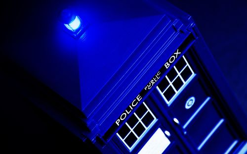 home movies tv shows doctor who tardis blue 500x313