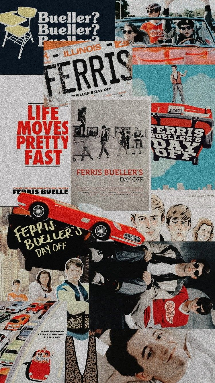 34] Ferris Buellers Day Off Wallpapers on WallpaperSafari 750x1334