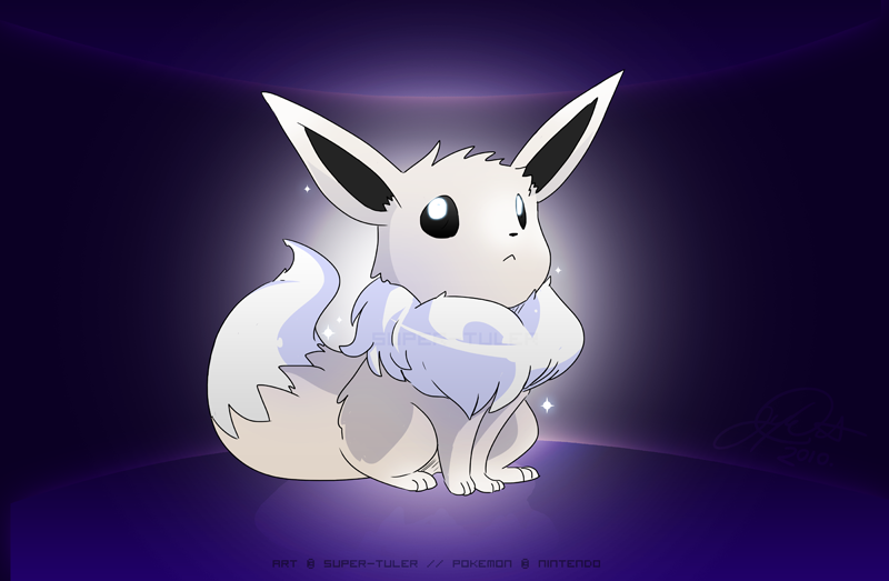 Pokemon Shiny Eevee Wallpaper Shiny eevee by super tuler 800x523