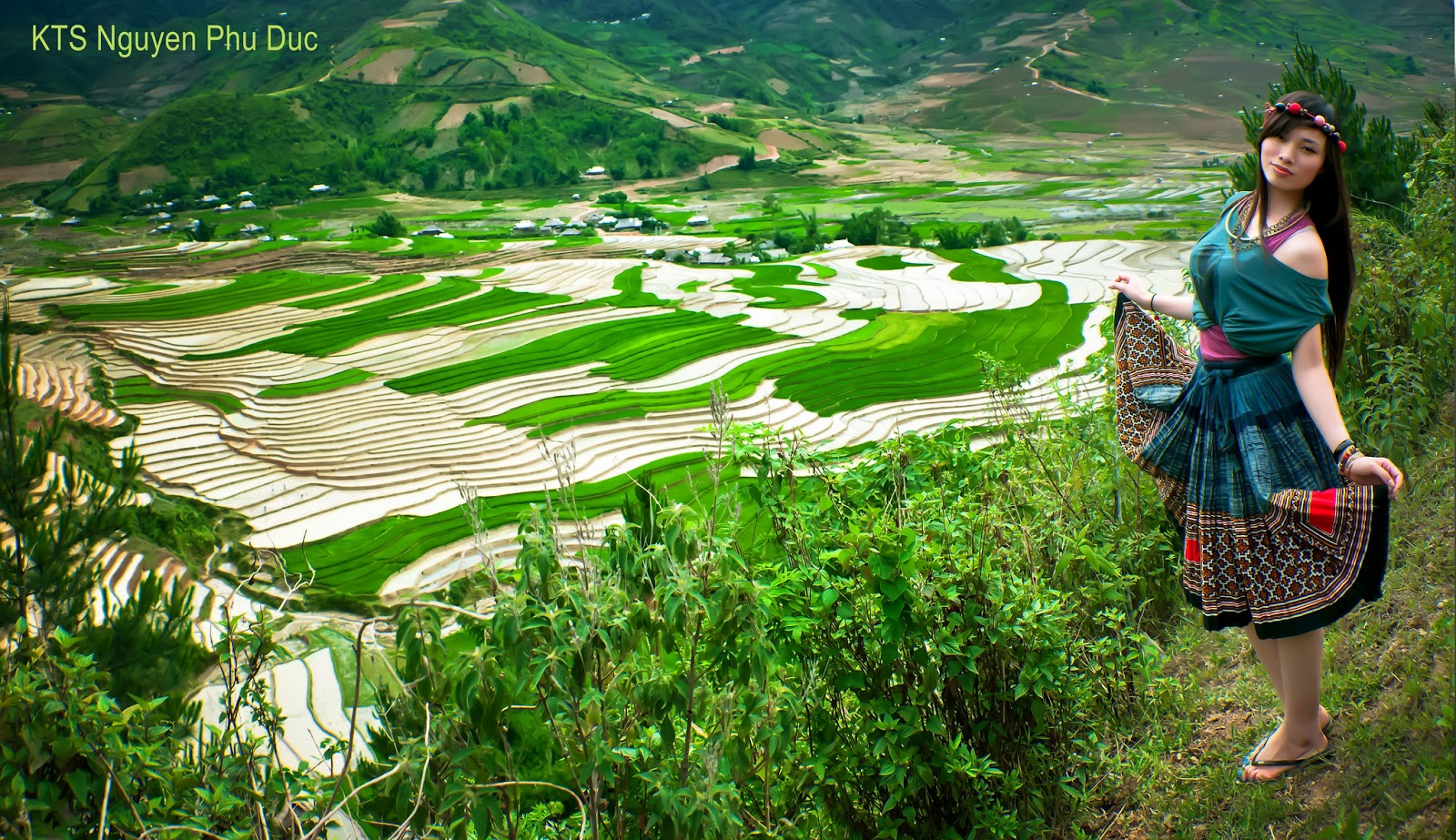 Beautiful Terraced Fields in Vietnam Most beautiful places in the 1600x923