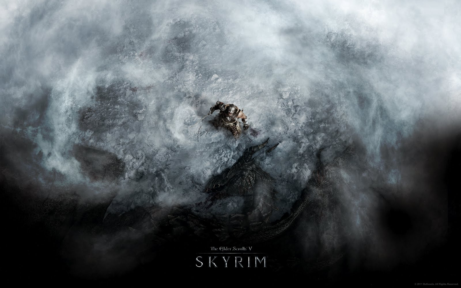 skyrim dragonborn wallpapers here are 5 official skyrim wallpapers to 1600x1000
