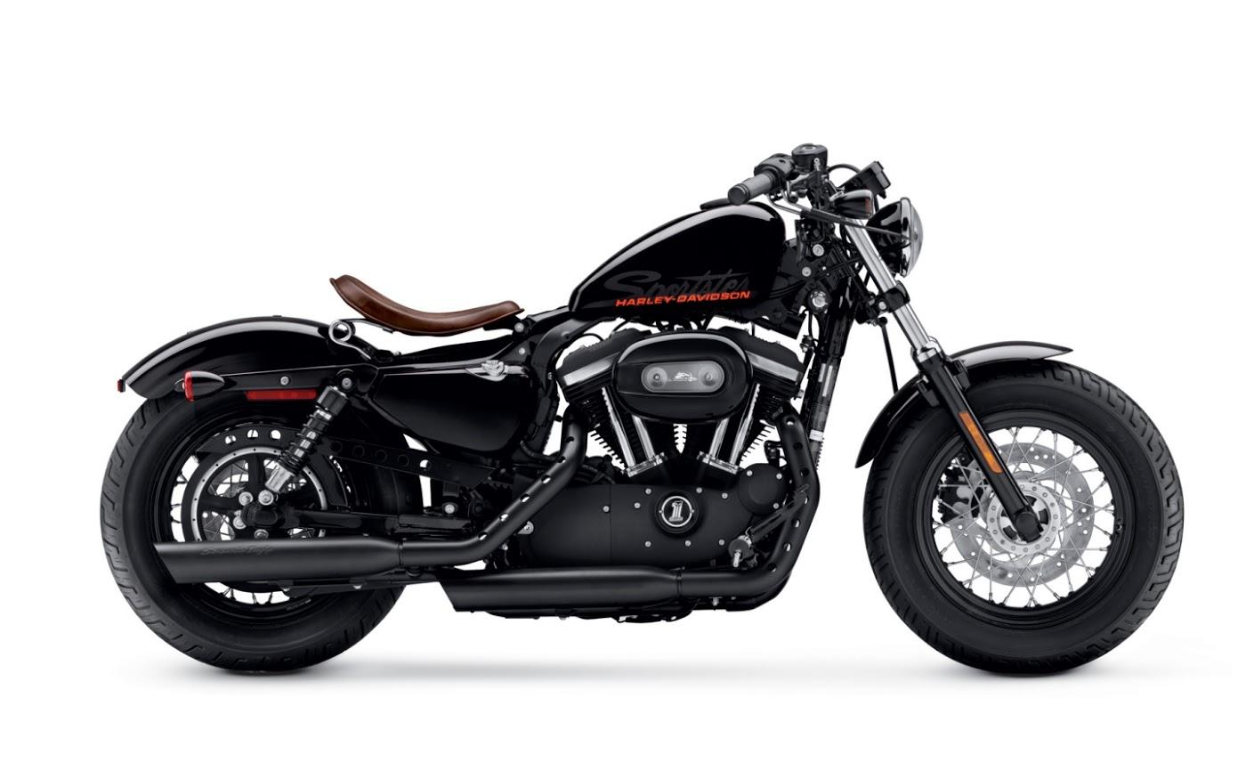 Davidson XL 1200 X Sportster Forty Eight   Harley Davidson Wallpaper 1400x875