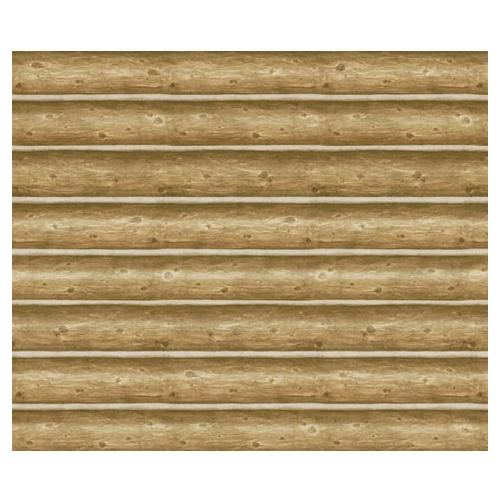 Log Cabin Wallpaper Mural 500x500