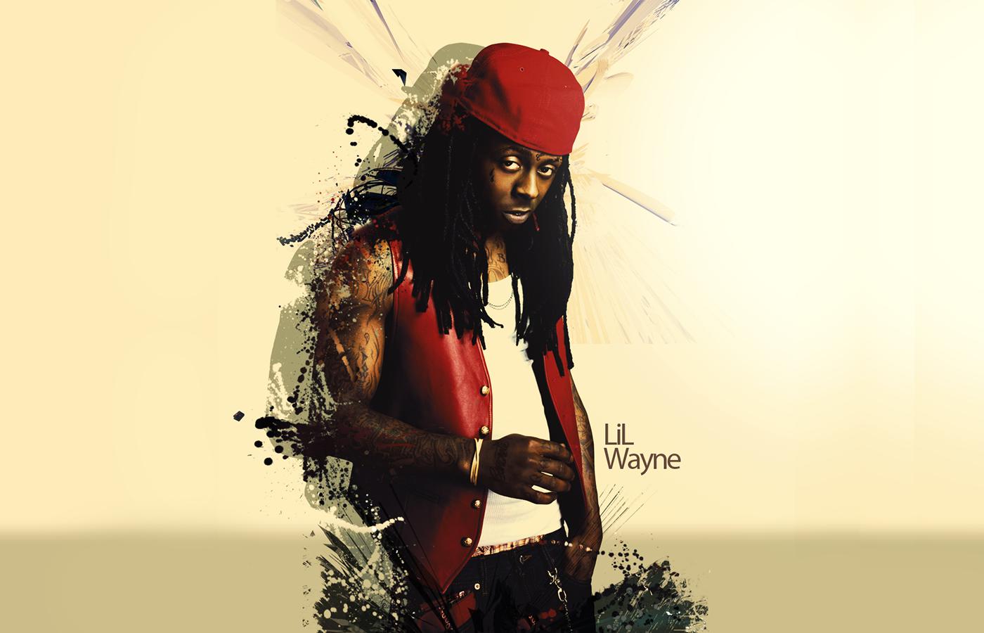 Lil Wayne Mirror Wallpaper