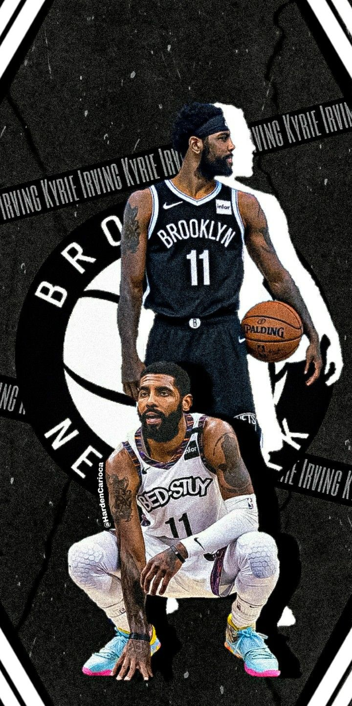 Kyrie Irving Wallpaper Irving wallpapers Kyrie irving logo 720x1442