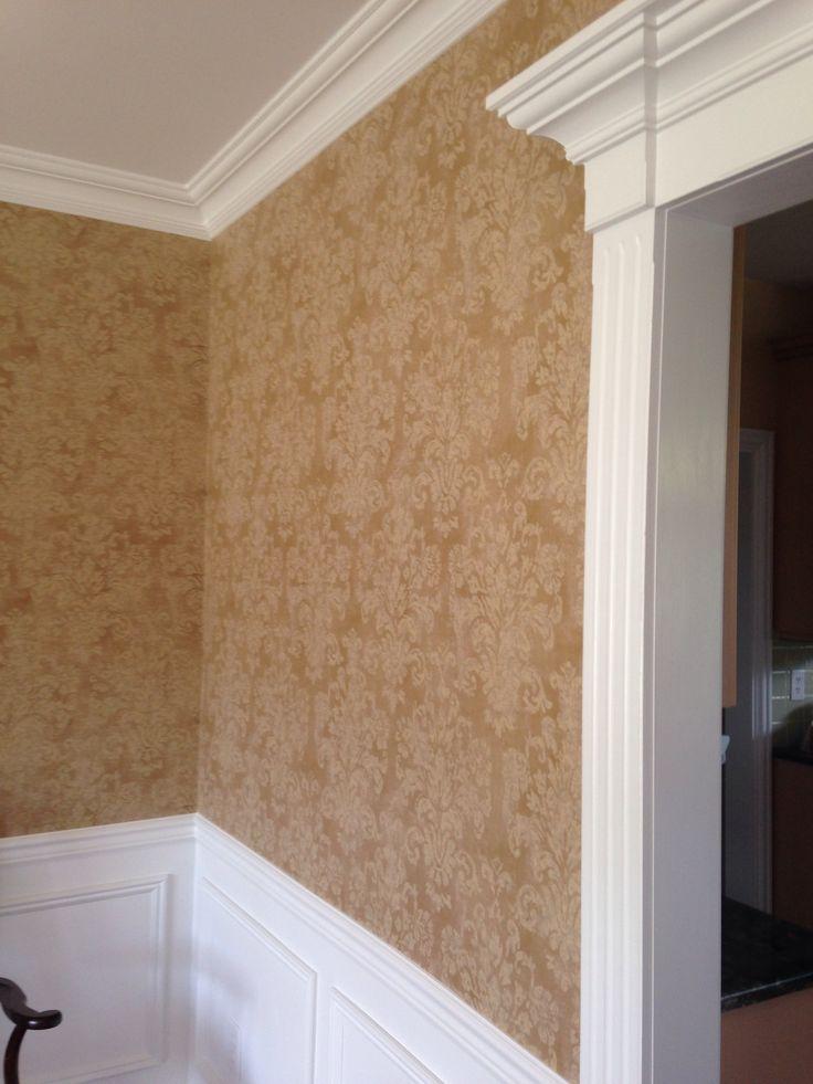 Wallpaper And Wainscoting Wallpapersafari