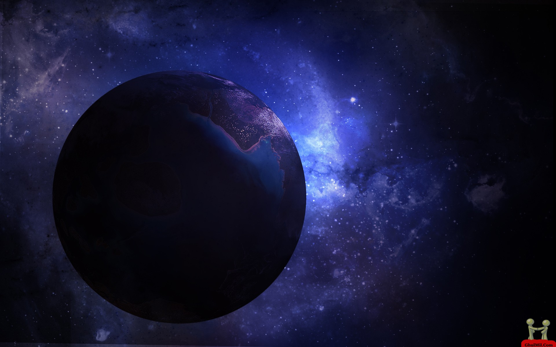 3D HD Planet Wallpaper E Entertainment 1920x1200