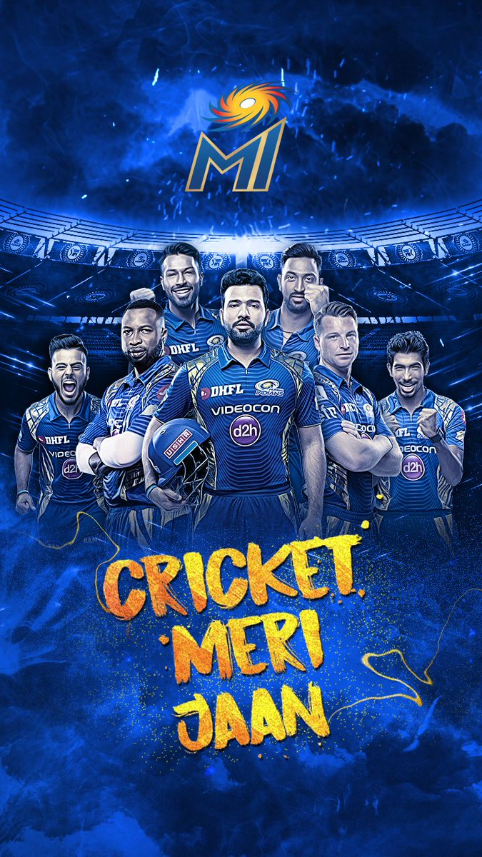 Mumbai Indians on Twitter The perfect phone wallpapers Paltan 675x1200