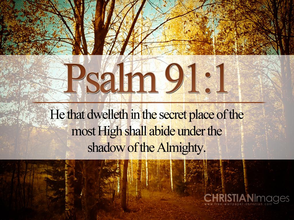 Christian Wallpaper download Psalm 91 1jpg 1024x768