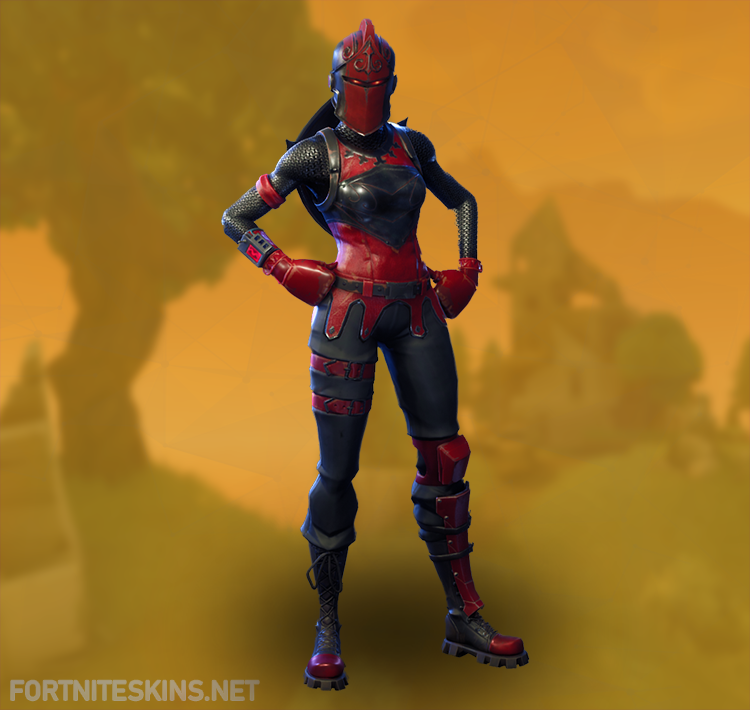 Fortnite Red Knight Outfits   Fortnite Skins 750x710