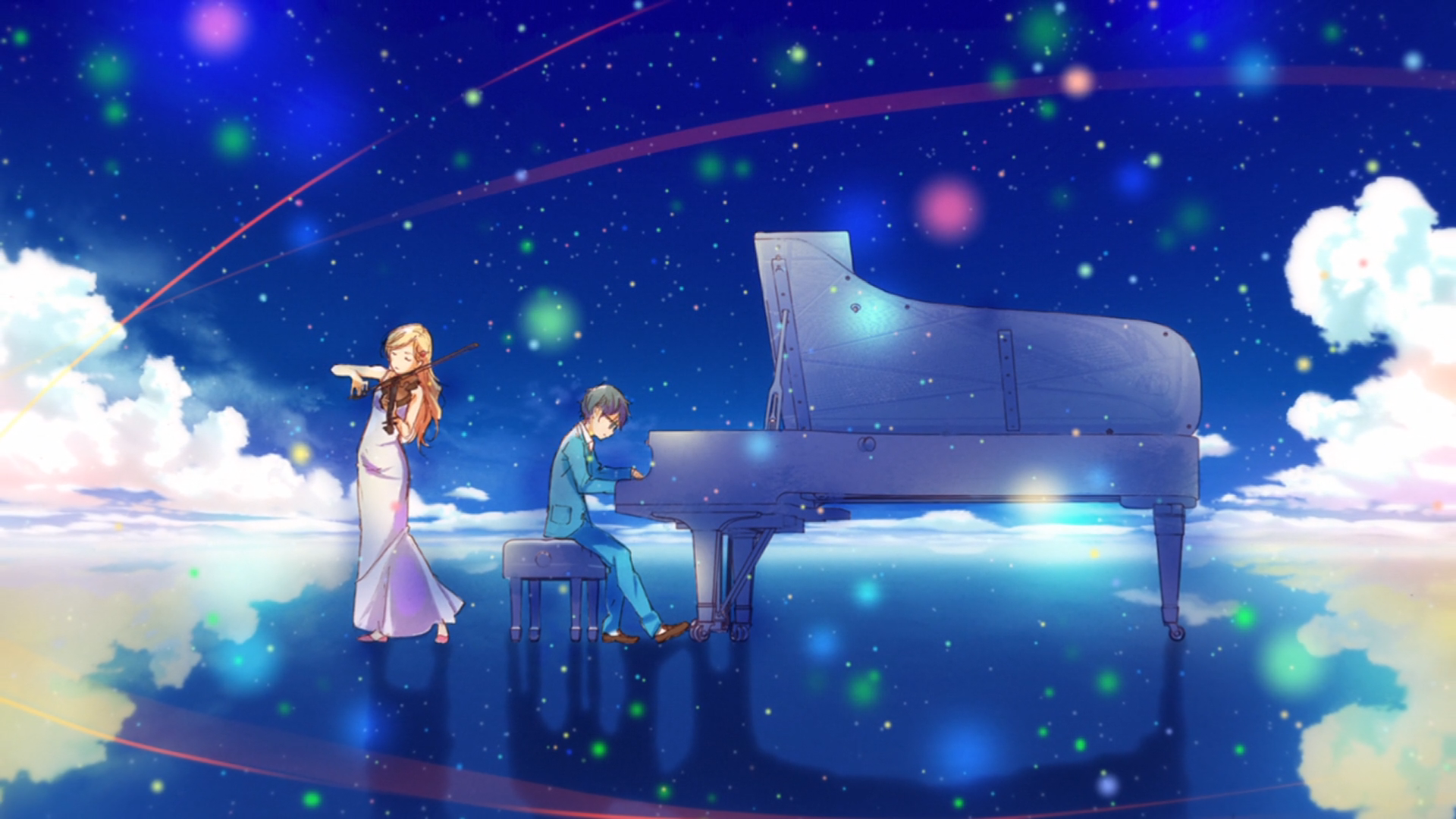 BennieBear27 images Your Lie in April HD wallpaper and background 1920x1080