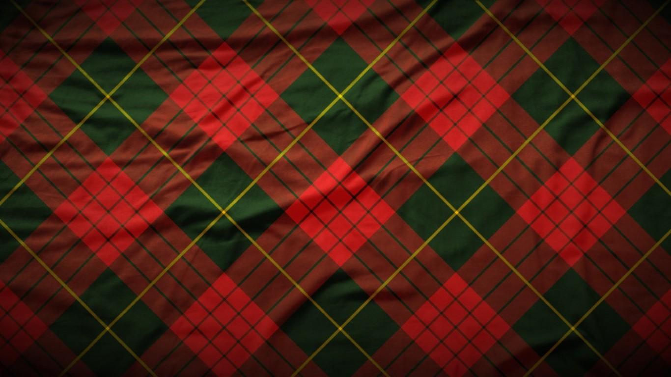 Red Checked Wallpaper Wallpapersafari