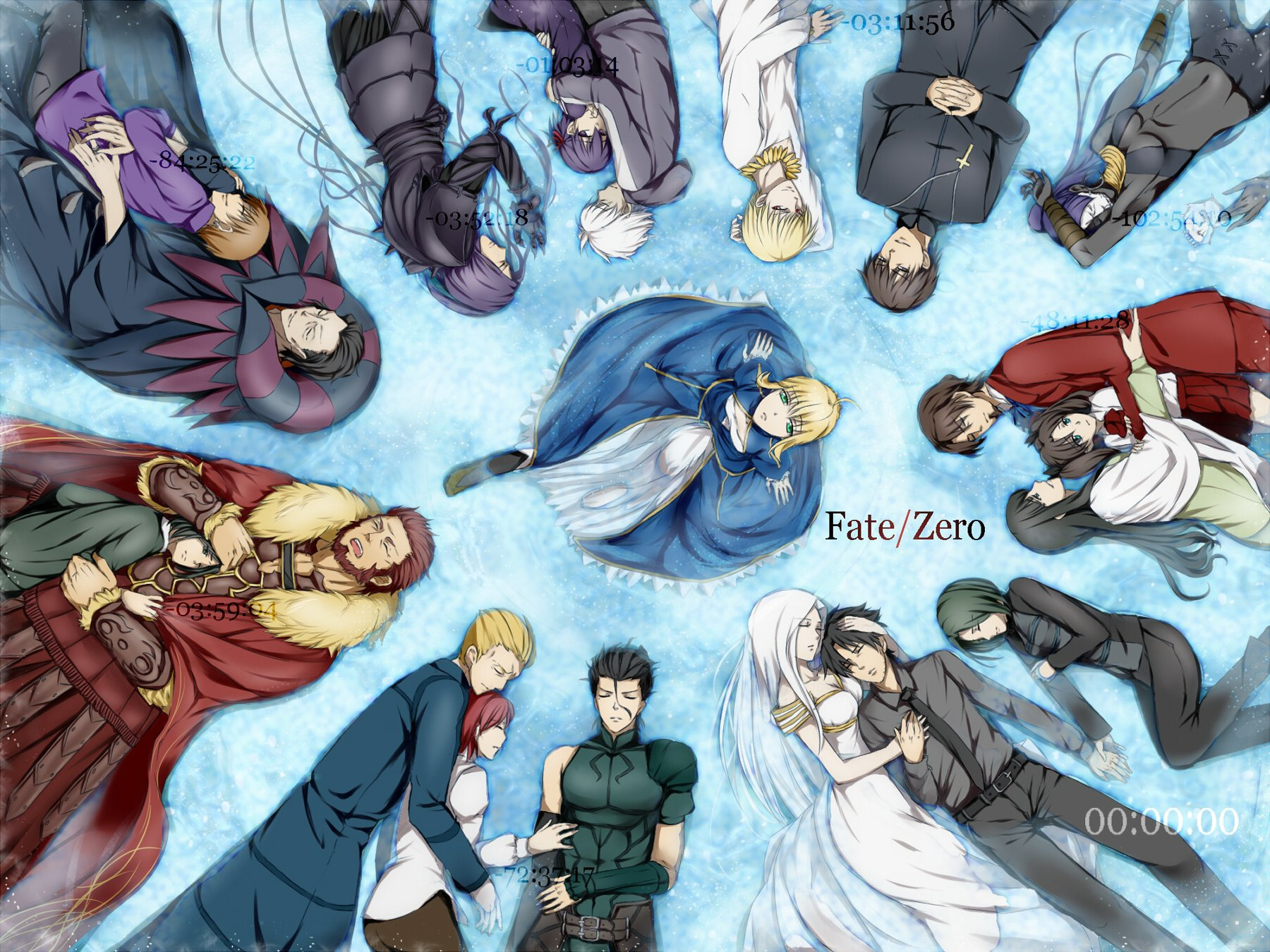 FateZero Computer Wallpapers Desktop Backgrounds 1800x1350 ID 1800x1350