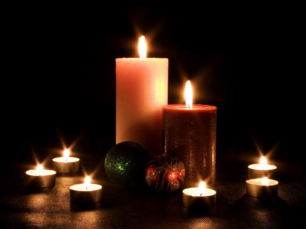 Tag Candles Desktop Wallpapers Backgrounds Photos Imagesand 1024x768