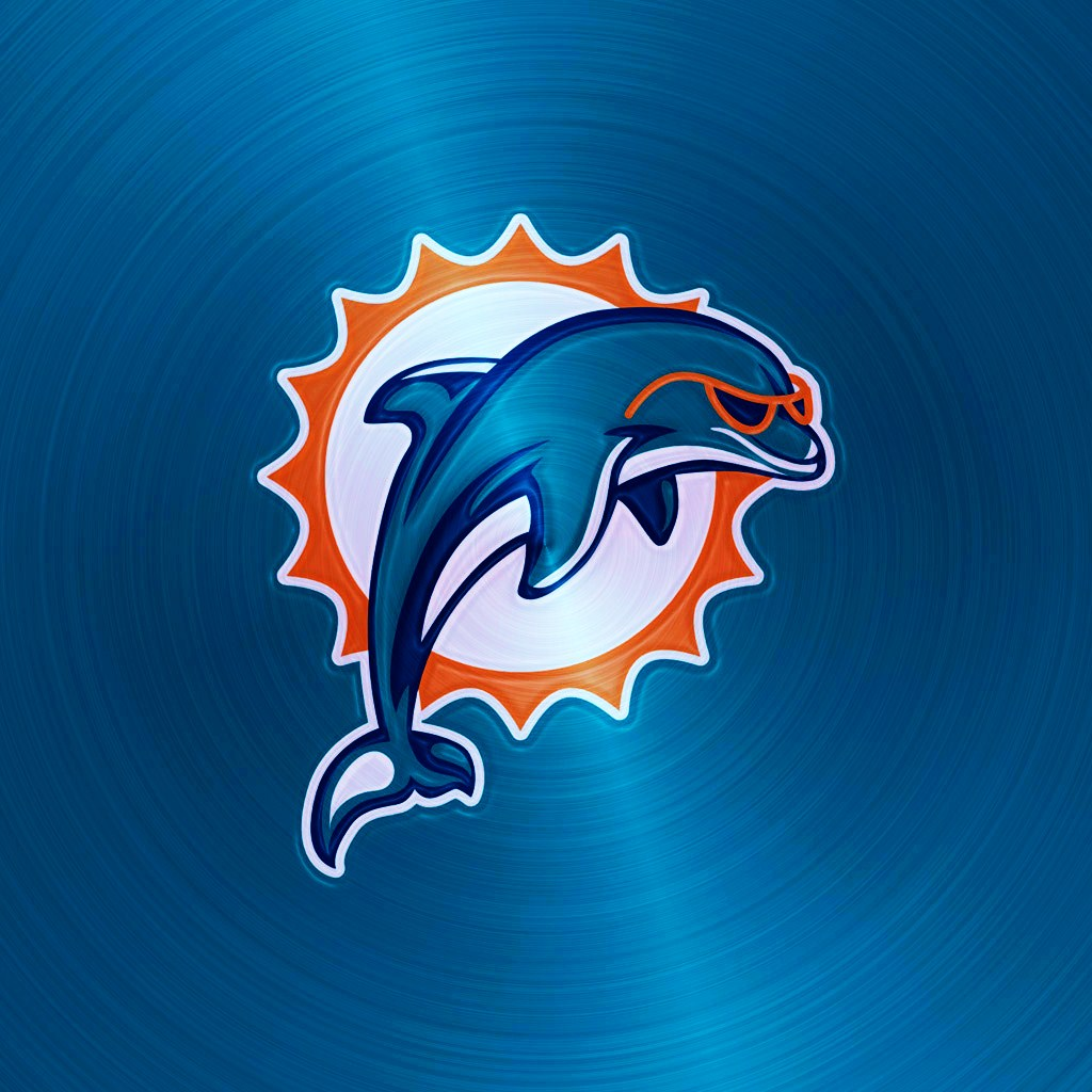 Miami Dolphins desktop wallpapers Miami Dolphins wallpapers 1024x1024