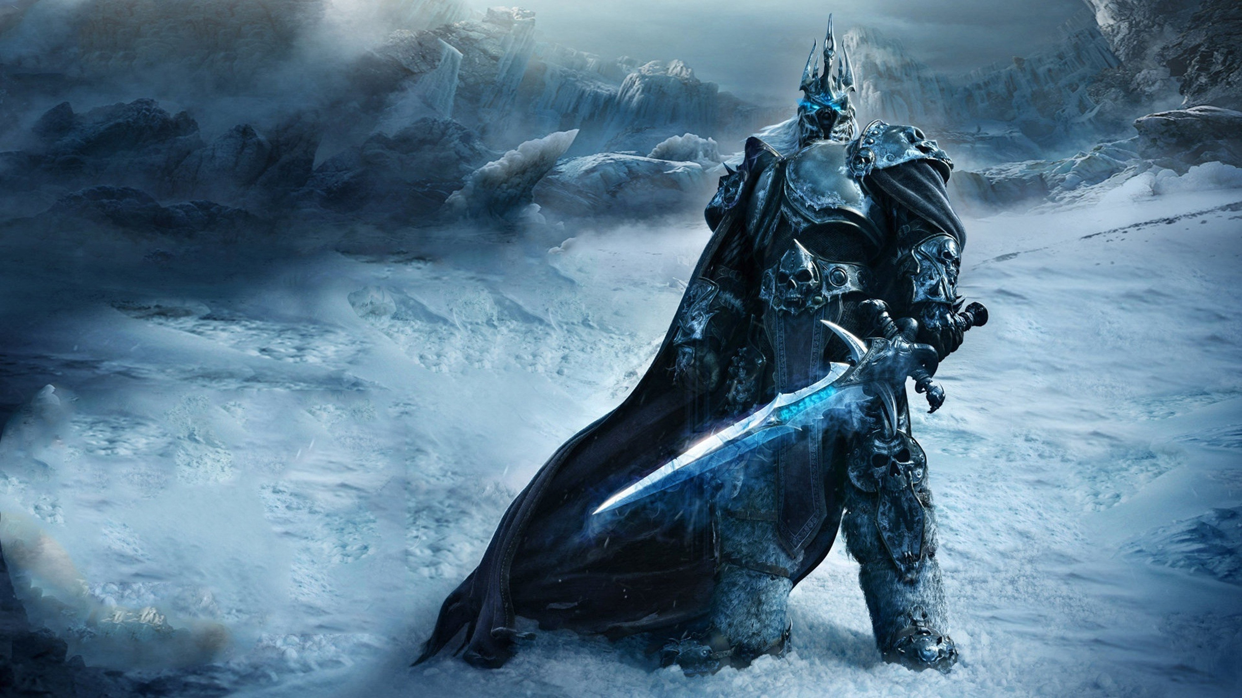 69 Lich King Wallpaper On Wallpapersafari